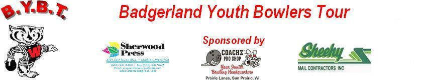Badgerland Youth Bowlers Tour